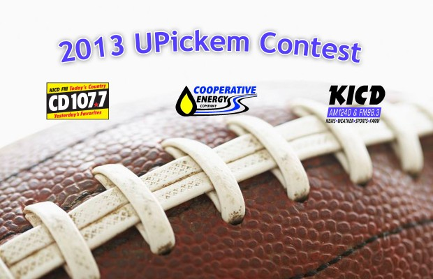 2013 KICD Football UPickem Contest