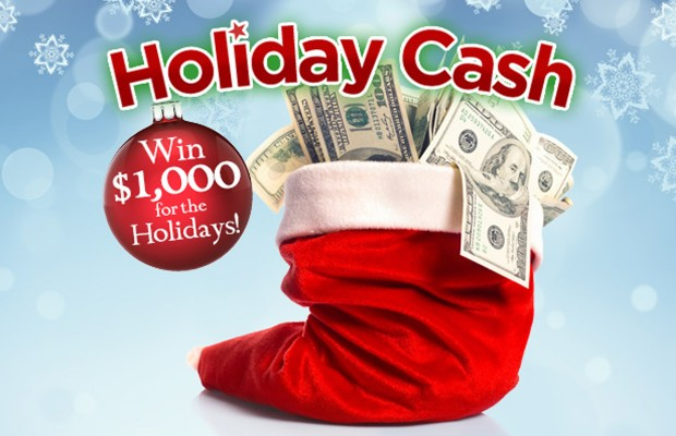 Holiday Cash Text Contest